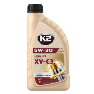 K2 TEXAR 5W-40 XV