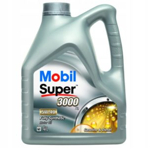 OLEJ MOBIL SUPER 3000